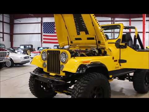 Video of '82 CJ7 - LS47