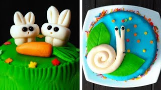 26 FUN AND CUTE CAKES YOUR KIDS WILL LOVE