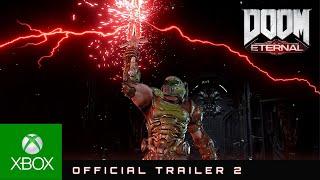 Xbox Tráiler de DOOM Eternal anuncio