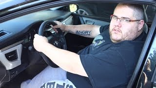 TEACHING PICKLEBOY HOW TO DRIVE?!