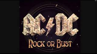 AC/DC- Rock Or Bust (Hq) (HD) (mp3 320) (flac)