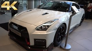 NEW Nissan GT-R NISMO 2019 Review Interior Exterior - Nissan GT-R NISMO 2019 - 日産GT-R ニスモ 2019年モデル