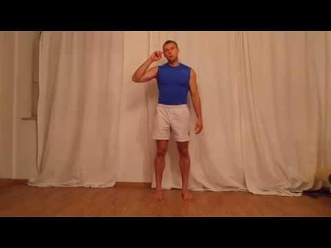 Ustawienie koślawego z prawej nogi