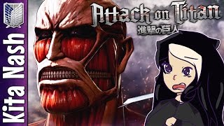First Impressions Attack Titan Ps4 Shingeki No Kyojin (5 12