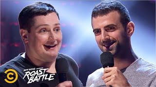 Two Best Friends Tear Each Other to Pieces - Sam Morril vs. Joe Machi - Roast Battle