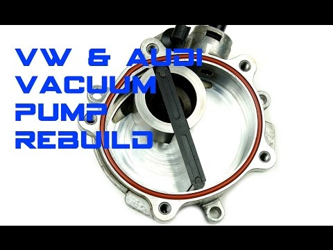 Sprinter Vacuum Pump Dodge Mercedes Benz Freightliner 642 230 00 65