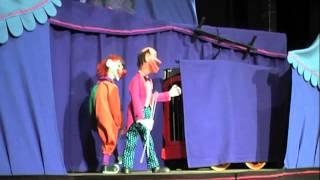 DaSilva Marionette Circus Troupe