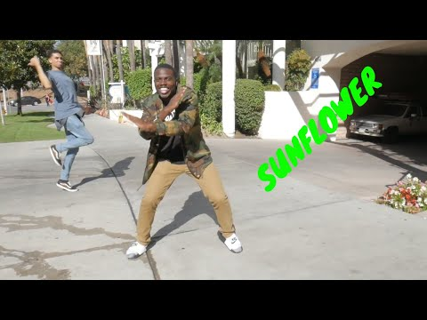 Post Malone, Swae Lee - Sunflower (Spider-Man: Into the Spider-Verse) - DANCE VIDEO