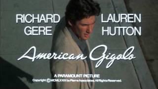 American Gigolo Trailer Image