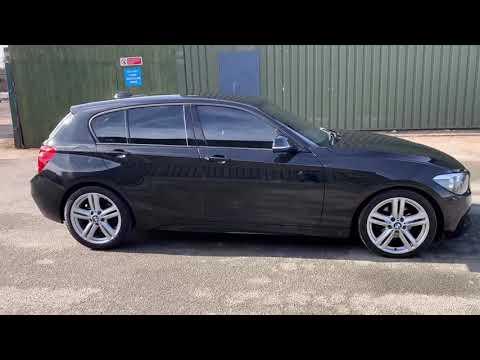 BMW 1 SERIES 2.0 125D M SPORT 5DR