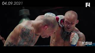 KSW 63: Soldic vs. Kincl LIVE Saturday, Sept. 4 at 2 p.m. ET on Fight Network