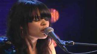 Bat For Lashes - Horse And I - Mercury Prize 2007