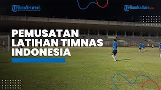 Pemusatan Latihan Timnas Indonesia