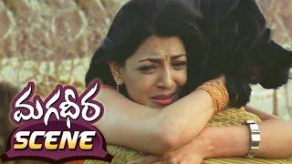 Magadheera Telugu Movie Climax Fight  Ram Charan Kajal Aggarwal Dev Gill Srihari