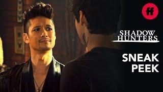 Shadowhunters Series Finale | Sneak Peek: Malec Makes Wedding Plans | Freeform
