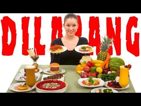 Pantangan 9 Makanan Yang Dilarang Bagi Penderita Asam Urat