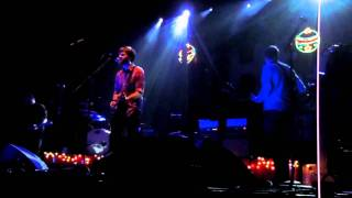 Deck the Hall Ball Seattle 2011-Death Cab for Cutie-Scientist Studies Partial Live