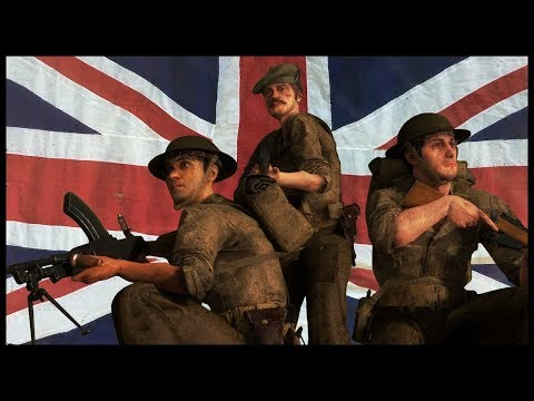 British Heroes of WW2 (Funny Day of Infamy Highlights)