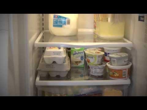 Cum depozitezi corect mâncarea în frigider?