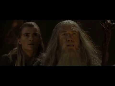Бандерлог - призрак коммунизма, нападает на братву. Властелин колец  Братва и кольцо(Гоблин).