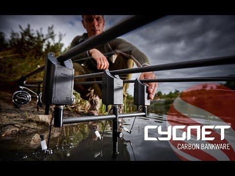 Cygnet Carbon Buzzer Bar 3 Rod - kereszttartó (több méretben) videó