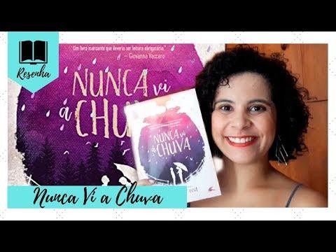 NUNCA VI A CHUVA (STEFANO SANT'ANNA) | Livraneios