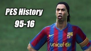 Pro Evolution Soccer History: 95-16 (Winning Eleven) PES