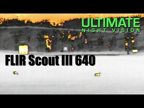 FLIR Scout III 640 Thermal Monocular