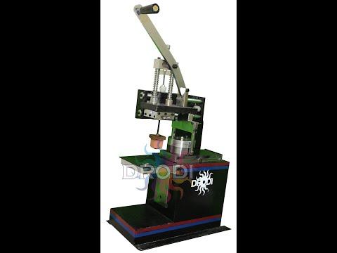 Desktop Pad Printing Machine