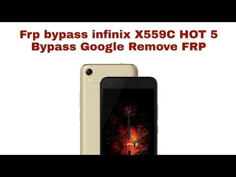 Download Infinix X559c Hot 5 Frp Lock Google Account Bypass Frp