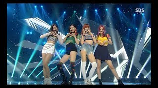 Gambar cover BLACKPINK - '마지막처럼 (AS IF IT'S YOUR LAST) Remix ver.' 0723 SBS Inkigayo