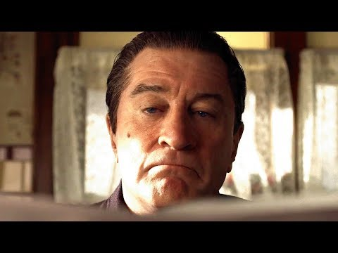 THE IRISHMAN Final Trailer (2019) Robert De Niro Netflix Movie
