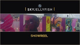 Sky Jellyfish - Video - 2