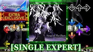 【DDR A (2018)】 Vanquish The Ghost [SINGLE EXPERT] 譜面確認+クラップ