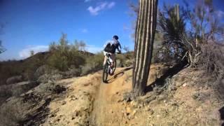 2012 Dec 27 - Mountain Biking Hawes Trail System Large Loop