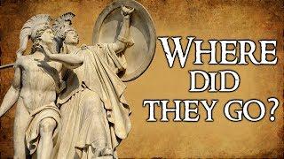 What Happened To The Greek Gods & Goddesses? - (Greek Mythology Explained)