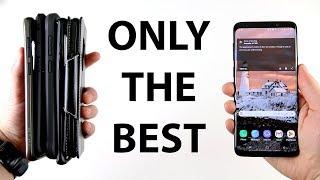 Top 5 BEST Samsung Galaxy S9/S9 Plus Cases!