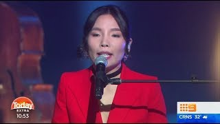Dami Im - I Hear A Song - Today Extra on 9