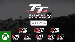 Xbox TT Isle of Man - Ride On The Edge 2 | Accolade Trailer anuncio