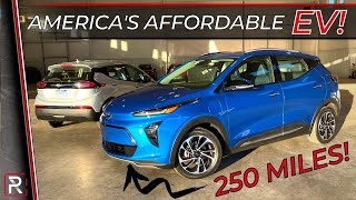 [Redline] The 2022 Chevrolet Bolt EUV is a Bigger & More Comfortable Electric Crossover