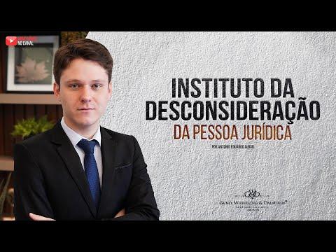 Instituto da Desconsideração da Pessoa Jurídica
