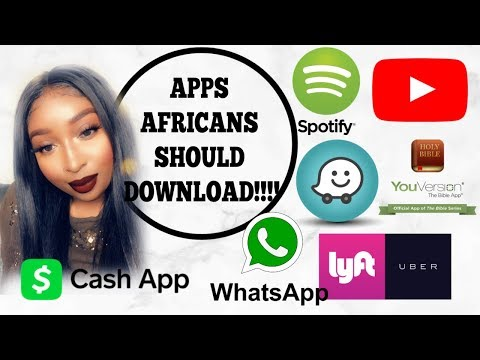 10 APPS EVERY AFRICAN SHOULD DOWNLOAD!!
