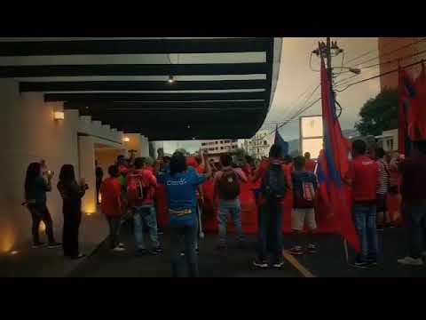 """""""LBDR Municipal"""" Barra: La Banda del Rojo • Club: Municipal"""