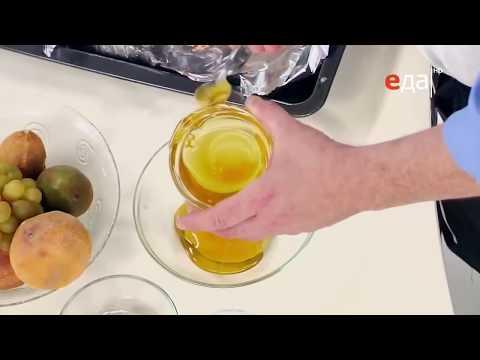 Горчично-медовый соус к мясу рецепт / от шеф-повара / Илья Лазерсон / русская кухня