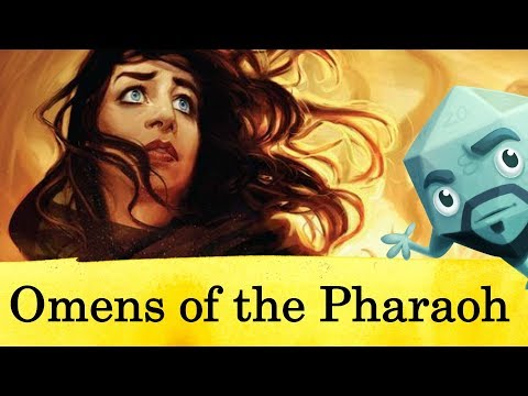 Elder Sign: Omens of the Pharaoh Review - with Zee Garcia