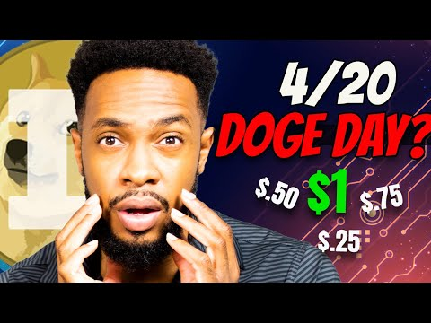 Dogecoin Prediction   Doge Day 4/20   Dogecoin News Today ...