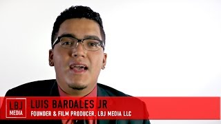 Luis Bardales Jr - Business Person of the Year - #GoldenLatinAwards