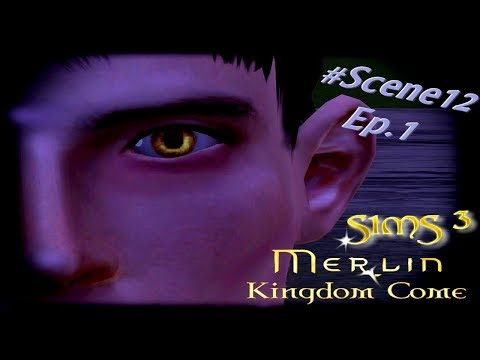 [Sims 3] Merlin 6: Kingdom Come   Ep. 1: Rise and Shine   #12 [Subtitles]