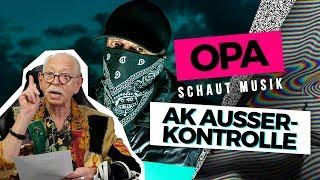 Opa Schaut Musik   AK Ausserkontrolle