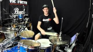 Twenty One Pilots - Drum Cover - Car Radio